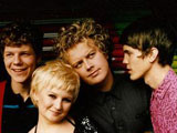 "Alphabeat working on ""dancey"" new album"