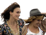 Keira Knightley, Sienna Miller ('Edge Of Love')