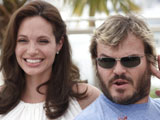Jolie: 'I'll get revenge on Jack Black'