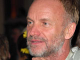 Sting daughter 'fractures skull in fall'