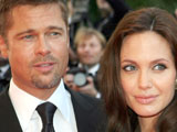Jolie 'never expected' to end up with Pitt
