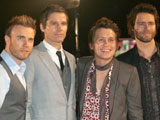 A month at No.1 for Take That album
