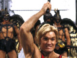 Columbia, Eisner team for 'Flash Gordon'
