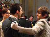 Stan returns for 'Gossip Girl' double