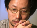 Kojima receives lifetime achievement award