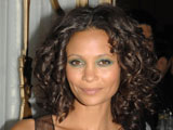 Thandie Newton: 'I don't flirt'