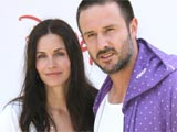Courteney Cox 'excited about 'Scream 4'