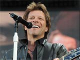 Bon Jovi to sing at Clinton fundrasier
