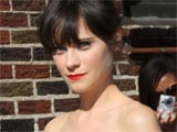 Deschanel engaged to Death Cab singer