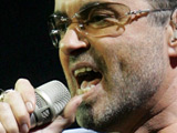 George Michael says 'sorry' to fans