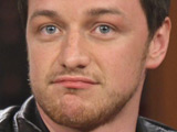 McAvoy: 'I prefer dog poo to the gym'