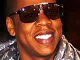 Jay-Z plays 'Wonderwall' at Glasto