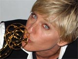 Ellen DeGeneres immortalized in comic