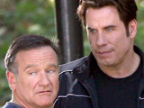 Travolta, Williams 'crashed wedding'