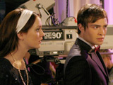 Meester 'rooting for Gossip Girl romance'