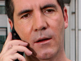 Seymour denies 'text dumping' Cowell