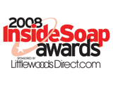 'Enders cleans up at Inside Soap Awards