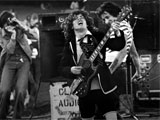 AC/DC 'furious over fan petition'