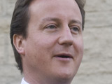Cameron to appear on 'Alan Titchmarsh'