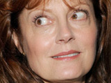 Sarandon poses nude for new book