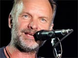 Sting: 'Police tour would be dreadful'