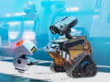 'WALL-E' retains Aussie top spot