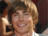 Efron: 'I shower twice a day'