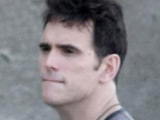 Matt Dillon arrested for speeding