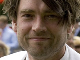 Alex James 'holds rock festival at home'
