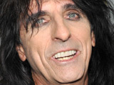 Alice Cooper took name from Ouija board