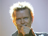 Billy Idol for Aerosmith auditions?
