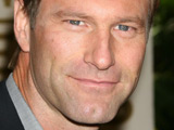 Molly Sims, Aaron Eckhart dating?