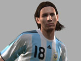 Konami announces face of 'Pro Evo 2009'