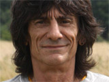 Ronnie Wood 'launches clothing line'