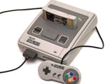 Handheld SNES to follow Mega Drive?
