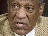 Bill Cosby 'loses temper during interview'