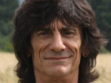 Ronnie Wood 'moves into a castle'