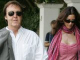 "McCartney ""so happy"" with new girlfriend"