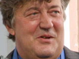 Stephen Fry to voice 'Alice's Cheshire Cat