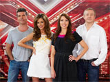 'X Factor' judges given categories