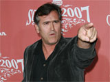Bruce Campbell to face Frankenstein