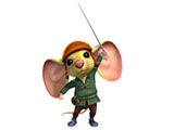 'Tale Of Despereaux' game in development