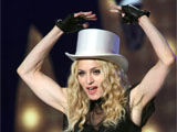 Madonna arm 'photoshopped' in pictures