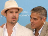 Clooney: 'I'll adopt Brad Pitt's kids'