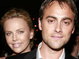 Charlize Theron splits with Townsend?
