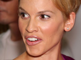 Hilary Swank: 'I don't sleep in anything'