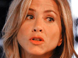 Aniston 'delays perfume launch over name'