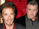 De Niro, Pacino sue over film watch ads