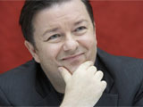 Ricky Gervais 'defends drink-driving joke'