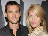 Claire Danes 'lucky to have actor husband'